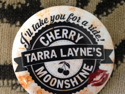 Cherry Moonshine Button main photo