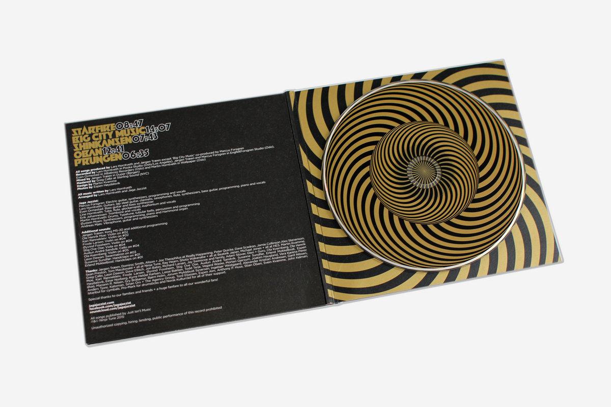 prungen jaga jazzist package image package image