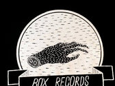 Box Records Logo T-Shirt photo