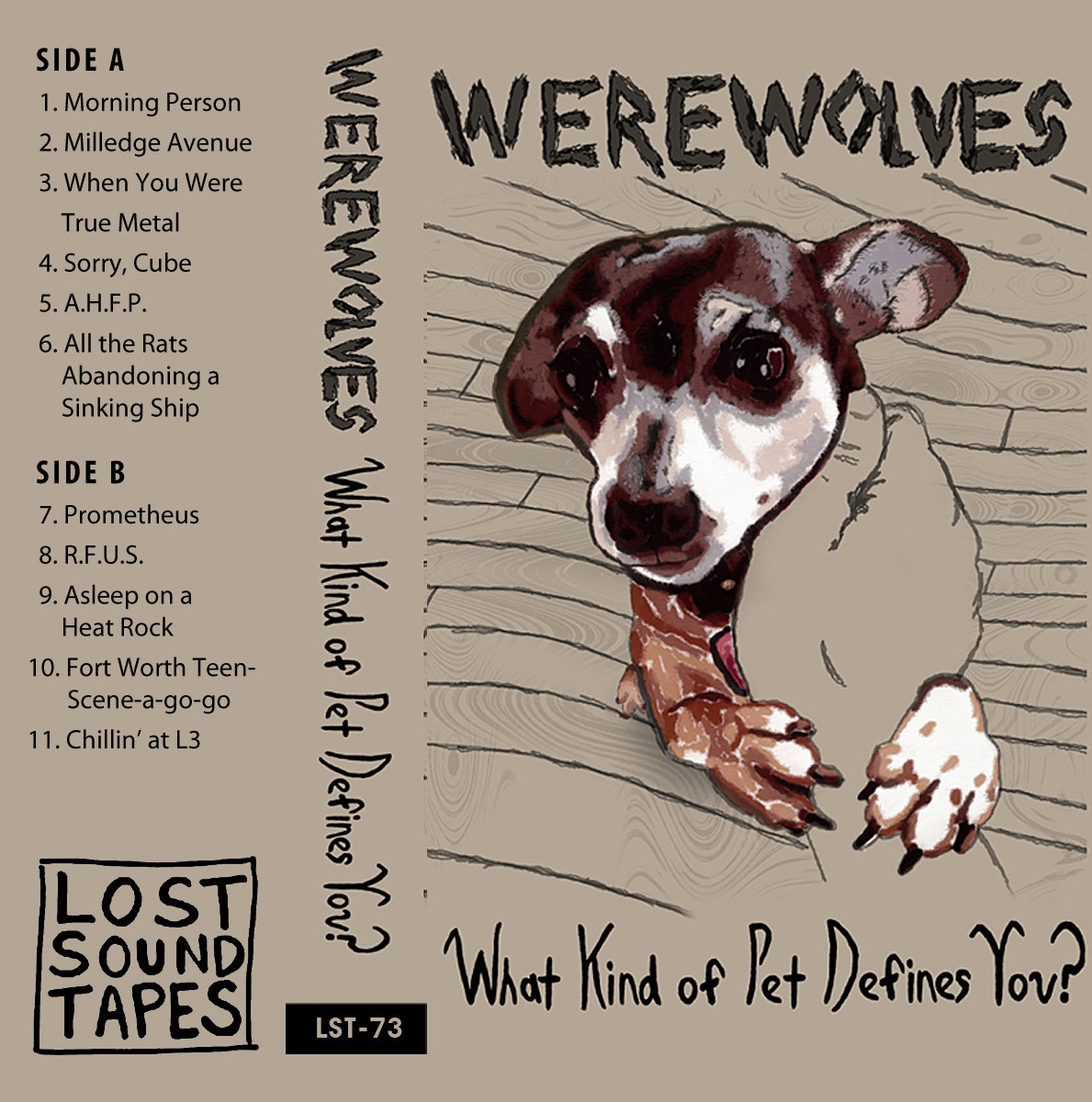 What Kind of Pet Defines You? | Lost Sound Tapes