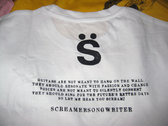 ScreamerSongwriter Mouth Portato T-shirt photo