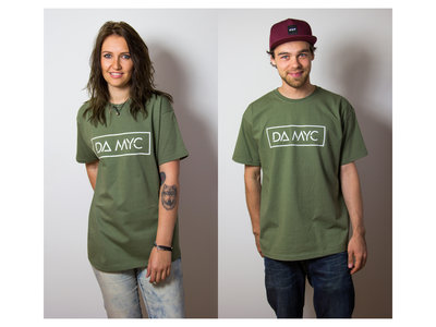 T-Shirt DA MYC olive, unisex main photo