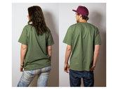 T-Shirt DA MYC olive, unisex photo