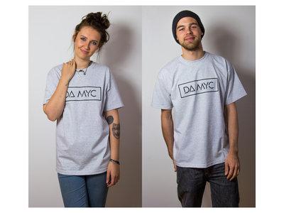 T-Shirt DA MYC light grey, unisex main photo