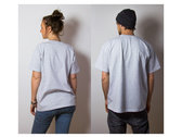 T-Shirt DA MYC light grey, unisex photo
