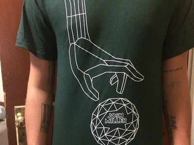 Josh Miller Hand T-shirt main photo