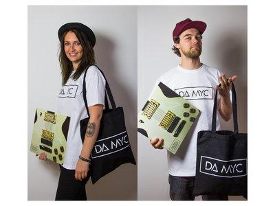ALLES ODER NIX-Package: Vinyl inkl. MP3-Downloadcode + Tasche + unisex T-Shirt white main photo