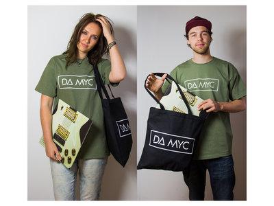 ALLES ODER NIX-Package: Vinyl inkl. MP3-Downloadcode + Tasche + unisex T-Shirt olive main photo