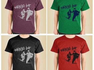 "TORTUGA BAR T-SHIRT ""Riot Couple"" (MEN) main photo"