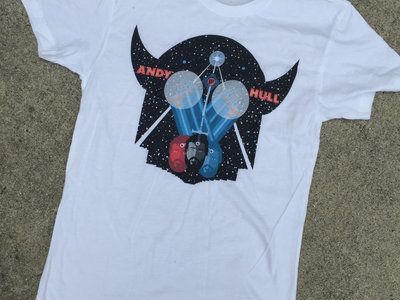 "Andy Hull ""Star Wars"" T-shirt main photo"