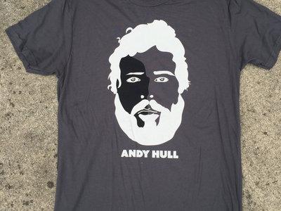 """Andy Hull """"Face"""" t shirt main photo"""