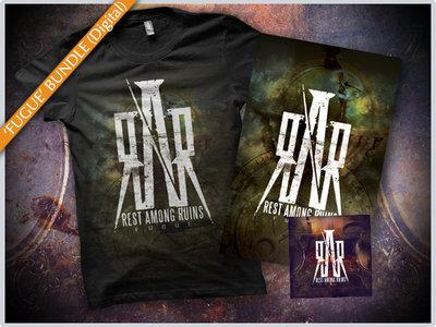 """Fugue"" Digital Album Download + T-shirt + Poster Bundle main photo"