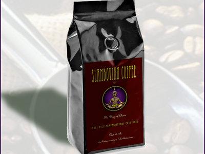 Premium Slambovian Coffee -1LB (whole bean) main photo