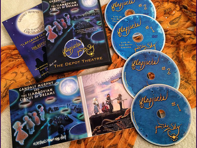 """Flapjacks From The Sky """"Short Stack""""CD/DVD main photo"""