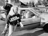 STEVE POLYESTER! Sweatshirt photo