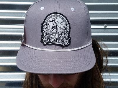 Gray Pasadena 'Sailboat' Hat main photo