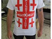 Night Knight - Crusader T-shirt photo