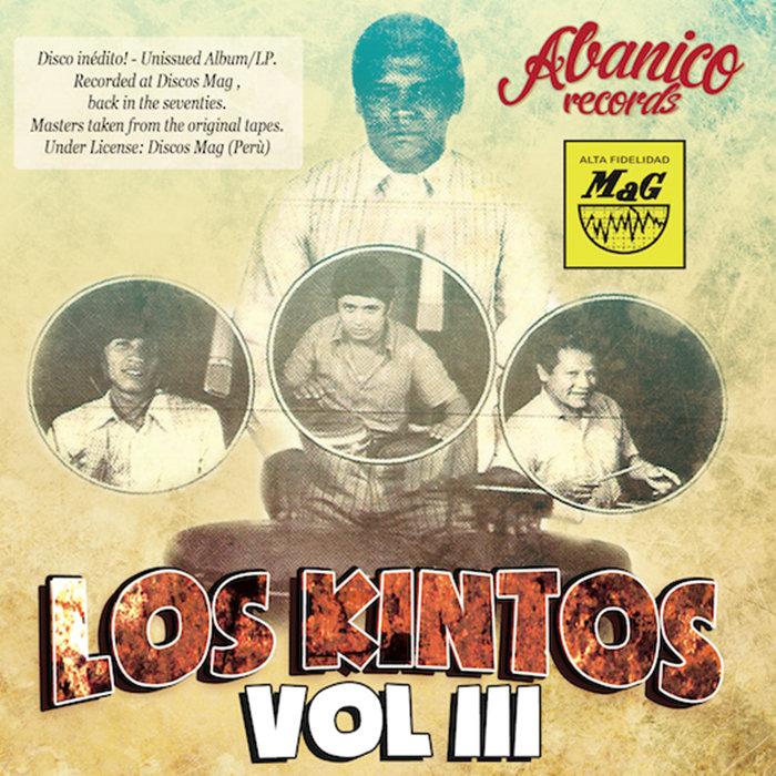 Los kintos vol 3 | abanico records.