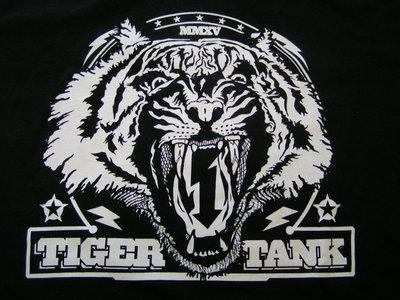 TIGER TANK band logo Shirt main photo