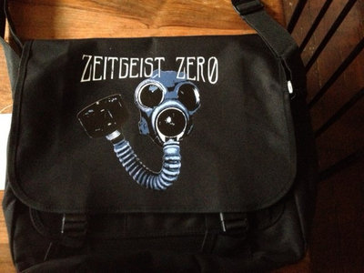 Geist Army Gas Mask Bag main photo