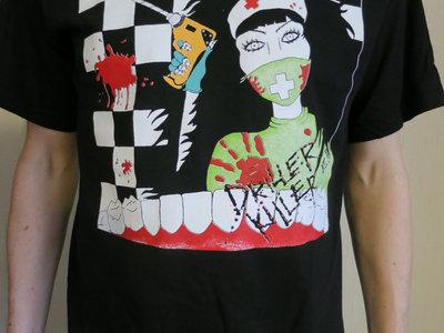 Unisex - Driller Killer EP Black T-Shirt main photo