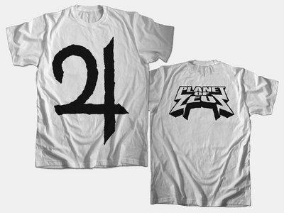 Jupiter T-shirt (White) main photo