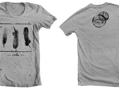 Iselia Feathers T-Shirt (American Apparel) main photo