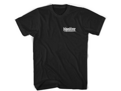 "Bloodline ""Heart Shirt"" Black main photo"