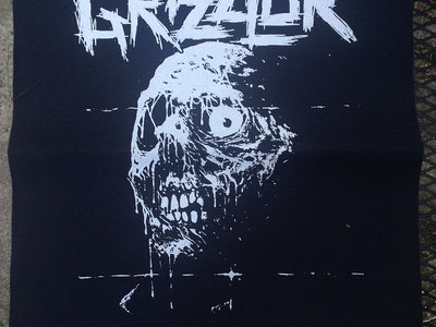 GRIZZLOR OOZE Back Patch main photo