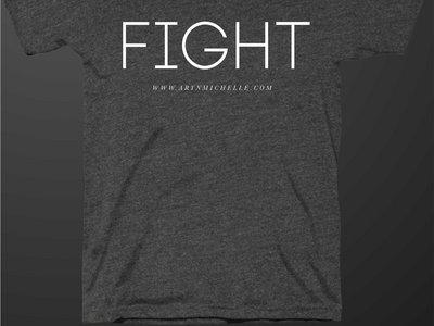 """""""Fight"""" Tee main photo"""