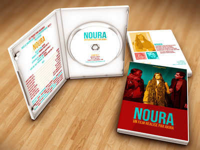 NOURA : DVD main photo