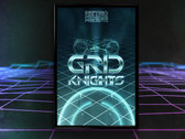 Grid Knights Poster photo