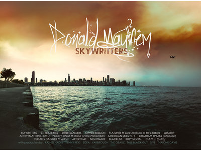 Skywritters Canvas Artwork main photo