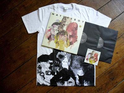 Natureboy 2LP Gatefold + Official T-Shirt + Free Download main photo