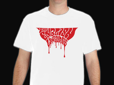 Blood Logo White (Mens) main photo