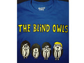 """Four Owl"" Design T-Shirt photo"