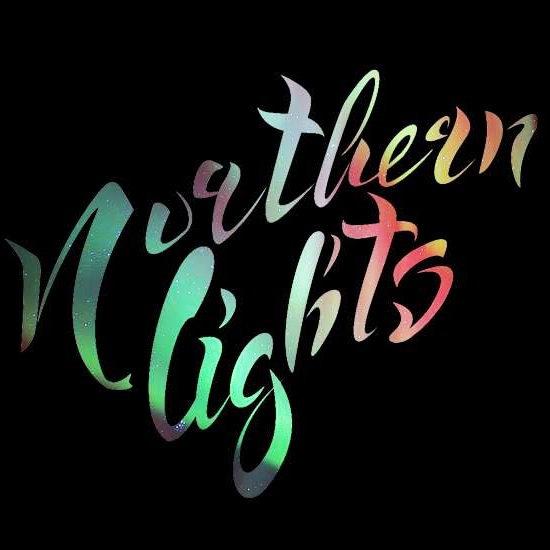 Nice Durham University Northern Lights Image
