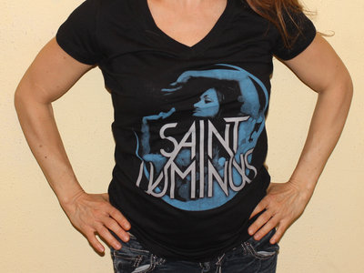 Saint Luminus Shirt, Women's fit. main photo