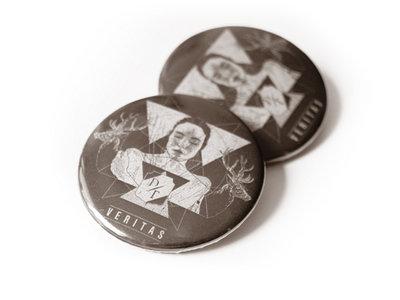 Dekadent Veritas Badge/Pin main photo