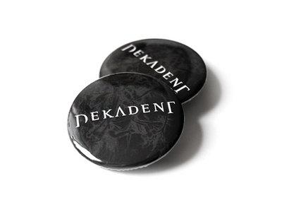 Dekadent Black Love Badge/Pin main photo