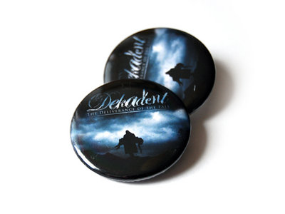 Dekadent - The Deliverance of the Fall Badge/Pin main photo