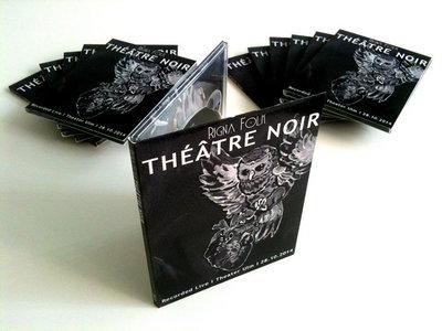 Théâtre Noir - Limited Edition Live DVD main photo