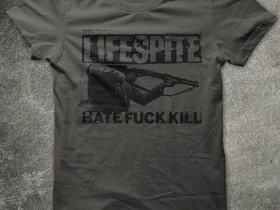 Hate Fuck Kill shirt main photo