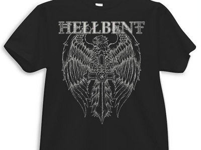 """Chaos Eagle"" HellBent 2015 T-Shirts - w/ FREE TWBV Download! main photo"
