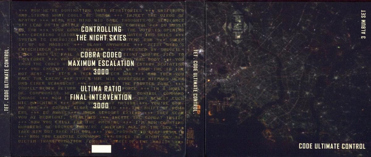 Overdrive [Vomito Negro Remix] | TET Travailleur En Trance