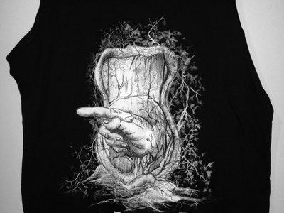 Black Blame Women's Sleeveless Shirt main photo