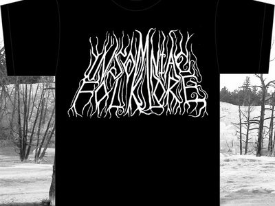 Blacker Metal Stick T-Shirt! main photo
