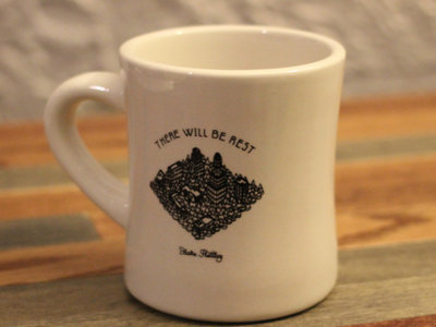 There Will Be Rest Diner Mug main photo