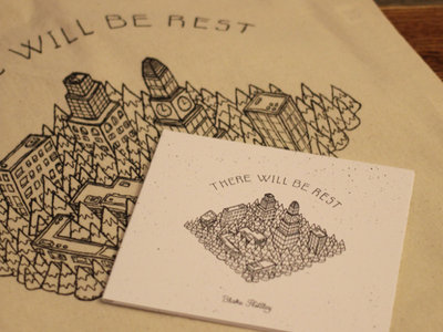 There Will Be Rest - Tote Bag and CD main photo