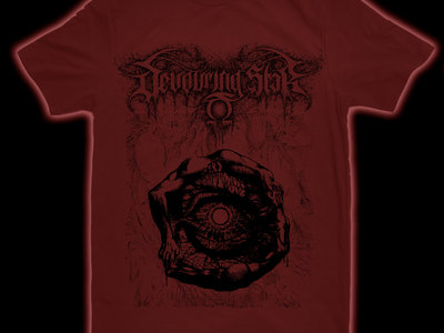 DEVOURING STAR - Death's Consummation t-shirt main photo